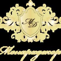 Logo monarhdekor med