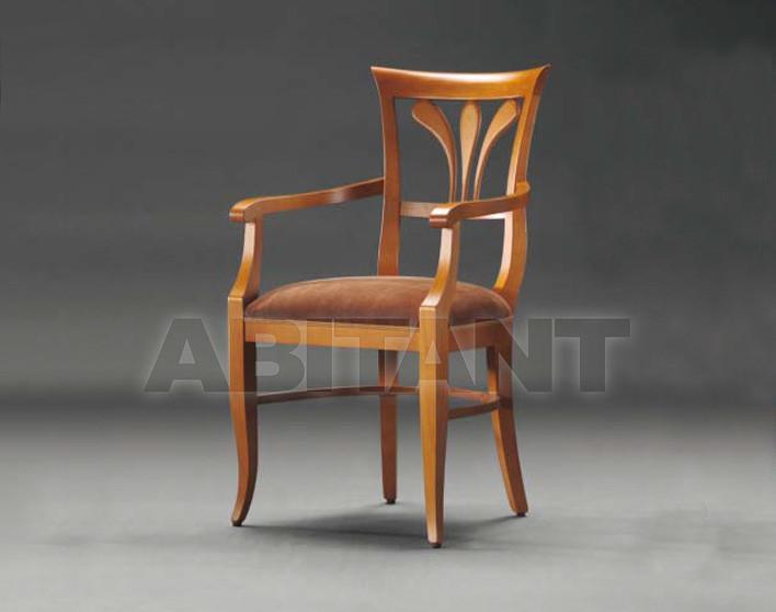 Купить Стул с подлокотниками Veneta Sedie Seating 8008A