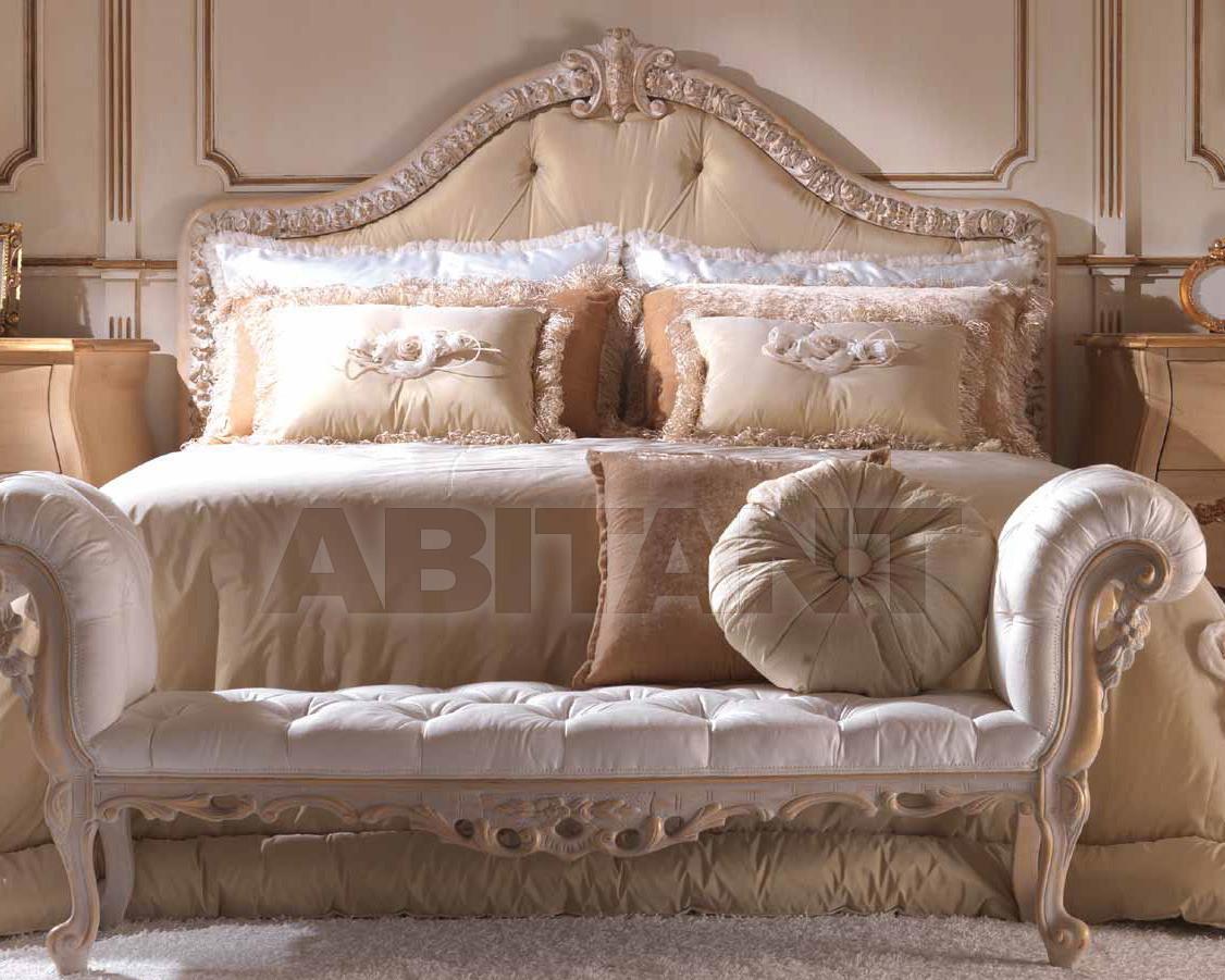 Купить Кровать Antica Ebanisteria Vicere Di Sicilia 504