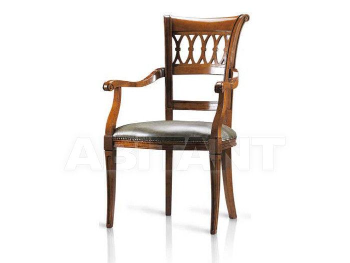 Купить Стул с подлокотниками Veneta Sedie Seating 8121A