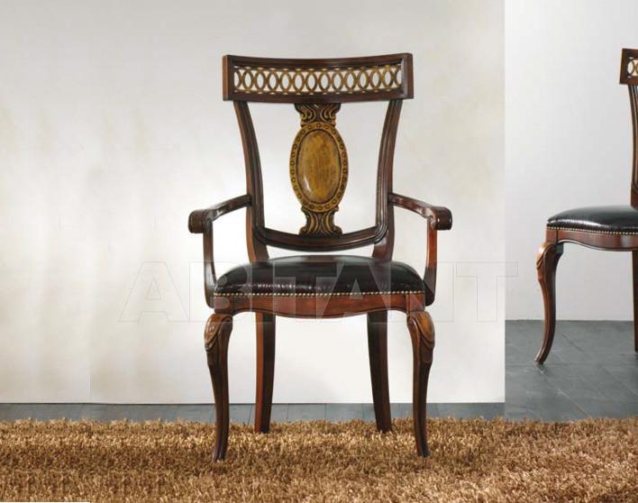 Купить Стул с подлокотниками Veneta Sedie Seating 8283A