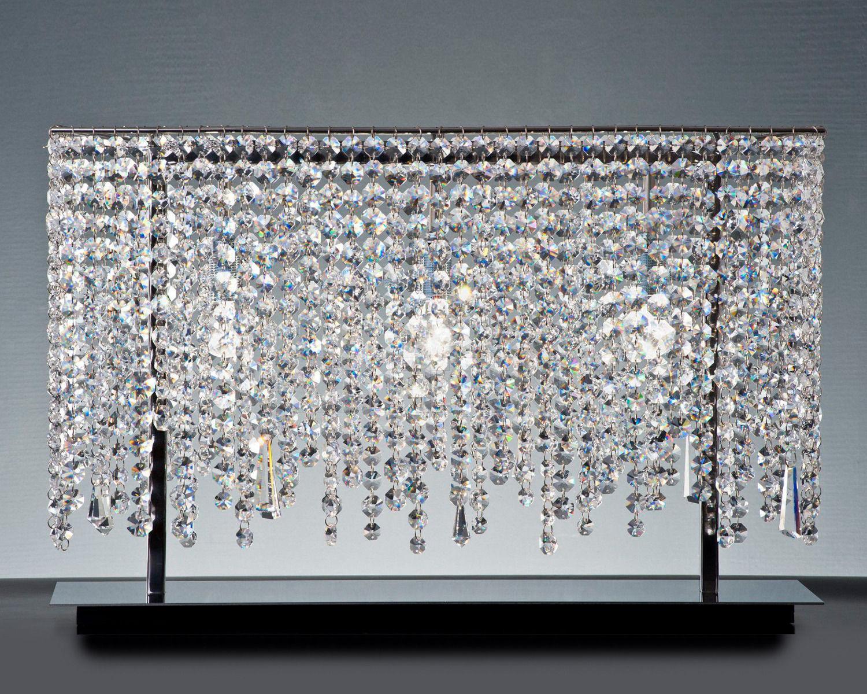 Купить Лампа настольная Manooi Crystalight Linea T 60