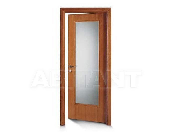 Купить Дверь деревянная Cocif Basic Gallia Vetro/Ciliegio