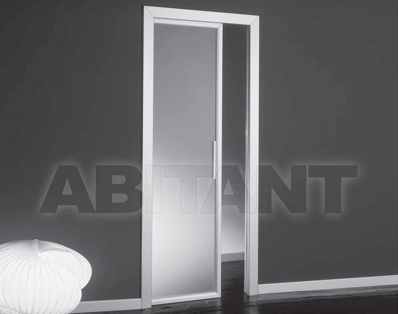 Купить Дверь  стеклянная Res Italia Doorscollection DORSIA Sliding door into the wall3