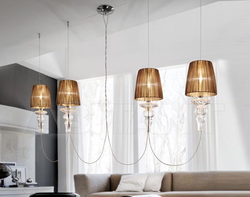 Купить Светильник Luci Italiane (Evi Style, Morosini) Evi Style ES0604SO04GTAL