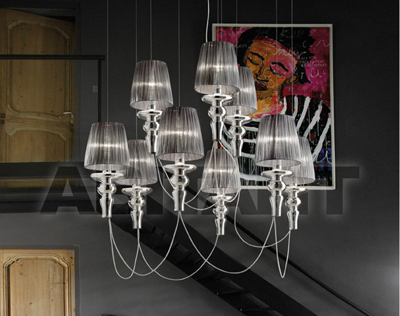 Купить Люстра Luci Italiane (Evi Style, Morosini) Evi Style ES0622SO04CRAL