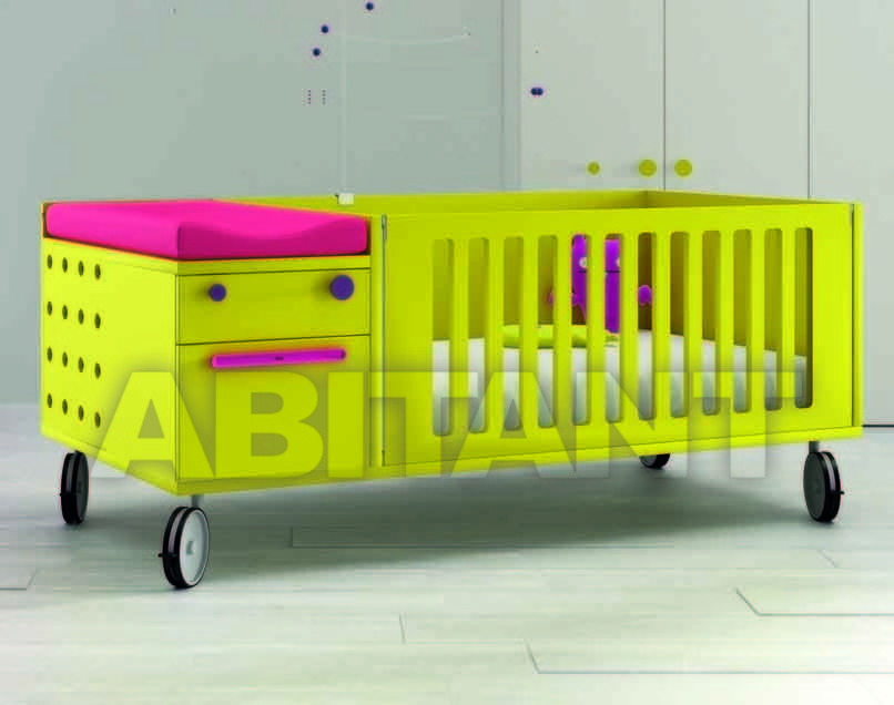 Купить Кроватка Piferrer Baby COT WITH PLATFORM BED