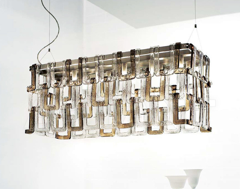 Купить Светильник Luci Italiane (Evi Style, Morosini) Evi Style TESSUTI so 90 MINI