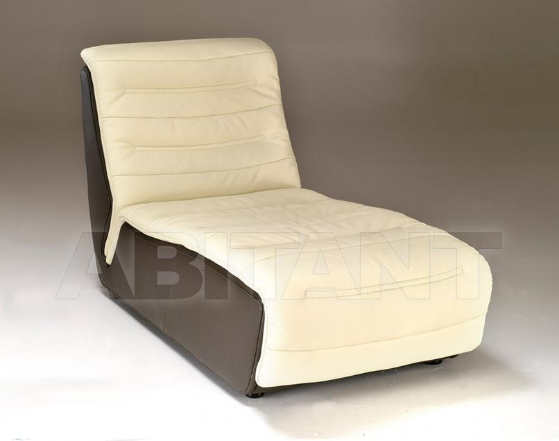 Купить Кушетка SPARTACUS Satis S.p.A Collezione 2011 SPARTACUS chaise longue 85 cat.B