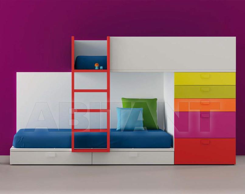 Купить Кровать детская Piferrer Baby D766