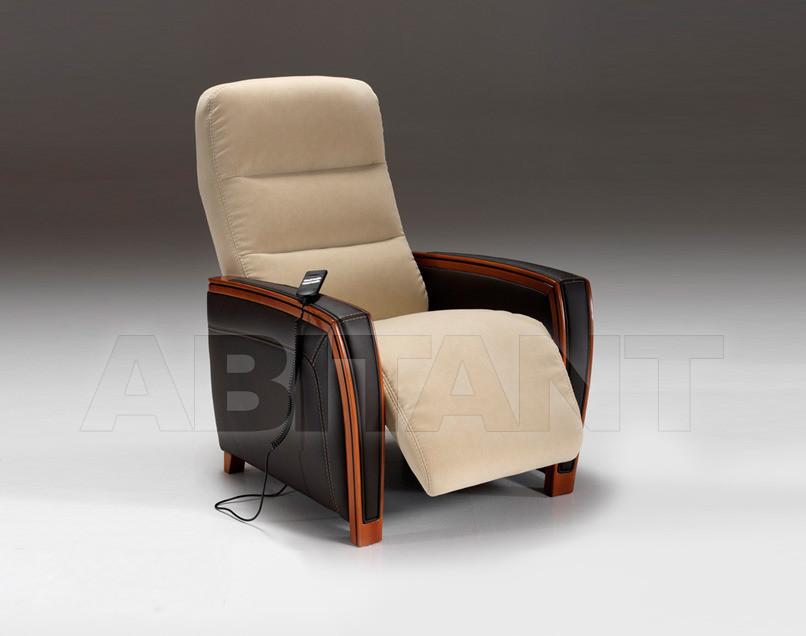 Купить Кресло ADAGIO Satis S.p.A Collezione 2011 ADAGIO  Armchair (incorporated footrest)