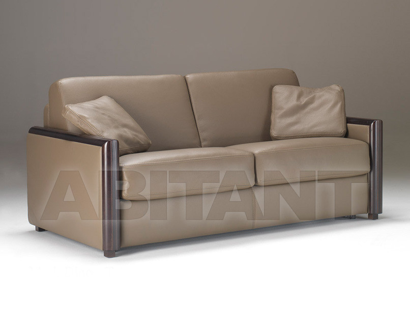Купить Диван DINO-T Satis S.p.A Collezione 2011 DINO-T 3 Seater mat. 140