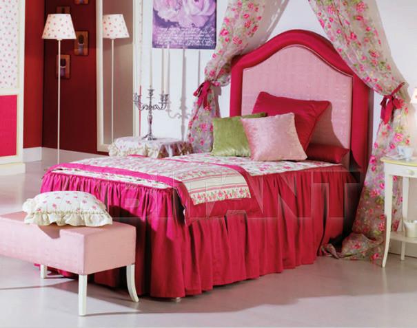 Купить Кровать детская PRAGA Klassik Italy Klassik Junior PR001