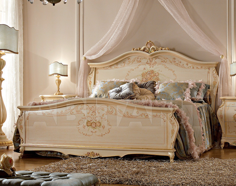 Купить Кровать REGENCY Alberto & Mario Ghezzani I Classici C.104