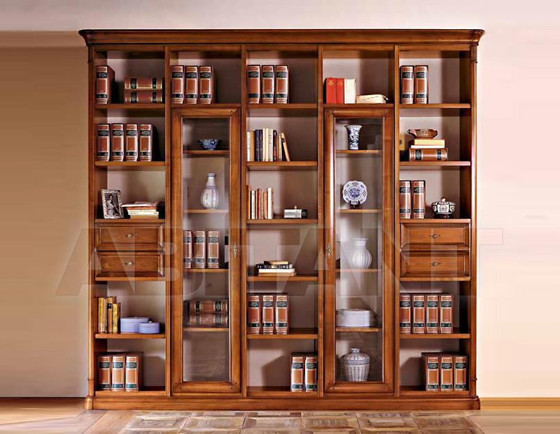 Купить Библиотека Gnoato F.lli S.r.l. Nouvelle Maison NM718
