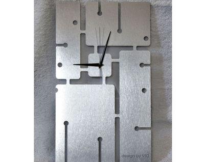 Часы прямоугольные 2