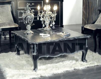 Купить Столик журнальный Klassik Italy Chiavegato 800.11