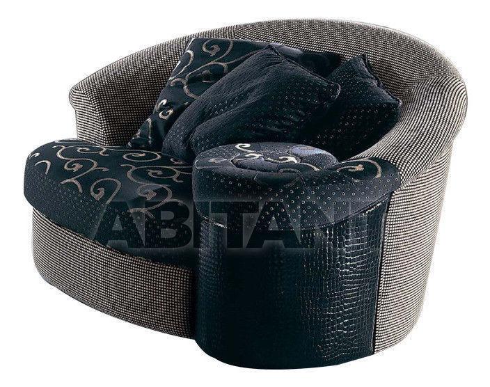 Купить Кресло Smiam Chiocciola Chiocciola Poltrona compresi 3 cuscini schienale