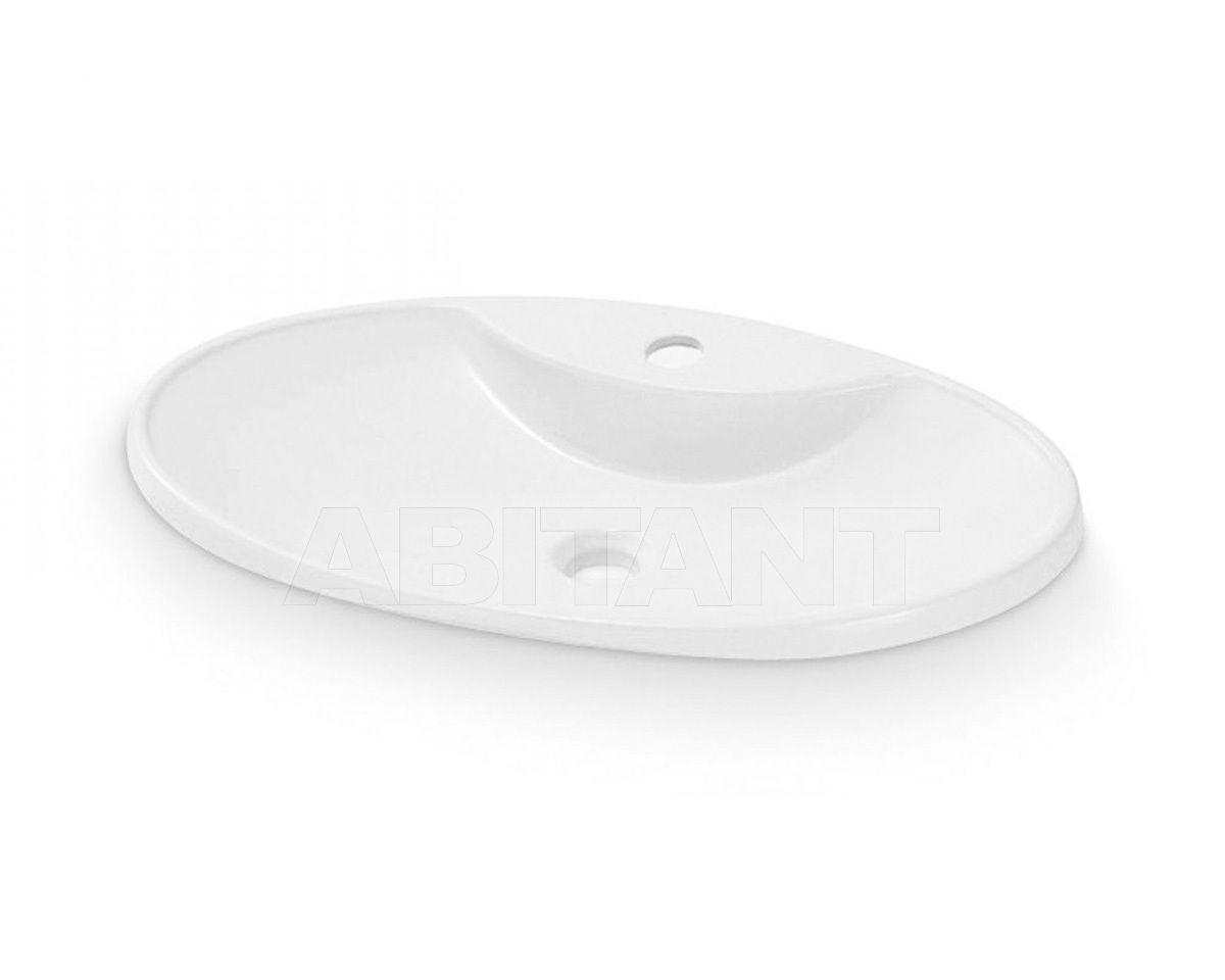 Купить Раковина накладная Wave The Bath Collection Porcelana 4007