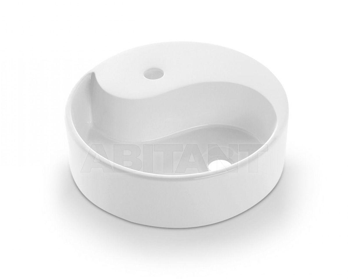 Купить Раковина накладная Yin Yang The Bath Collection Porcelana 0040B