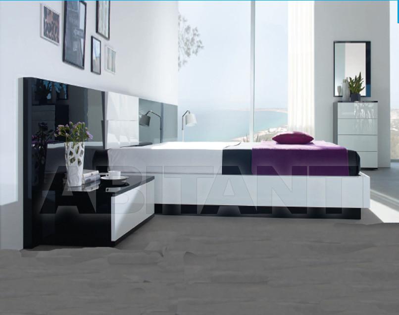 Купить Кровать Muebles Benicarlo Xapa piles 1.2