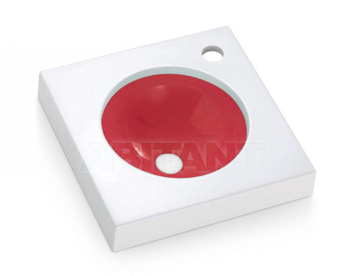 Купить Раковина подвесная Une 01 The Bath Collection Resina 0527RJ