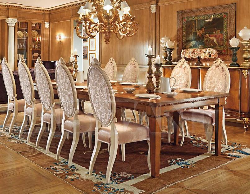 Купить Стол обеденный Stella del Mobile S.r.l.  Bianco NA.90