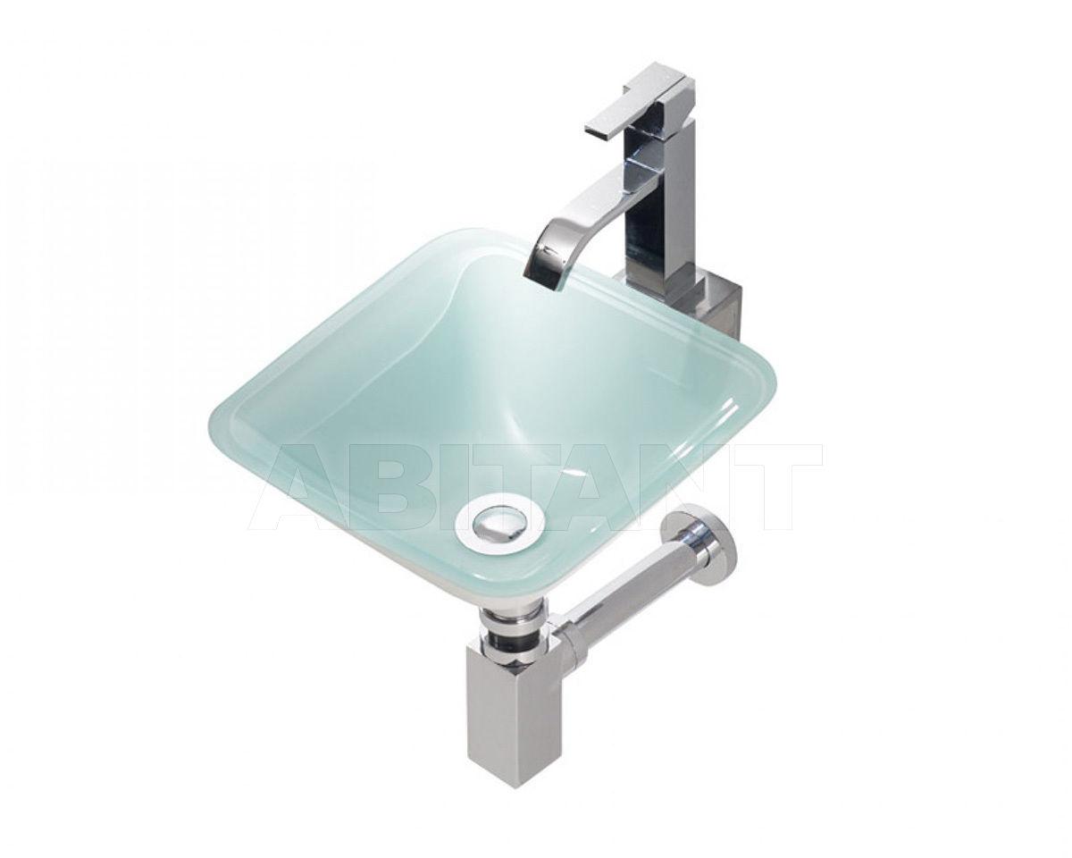 Купить Раковина подвесная The Bath Collection Cristal Glass 3013AQ