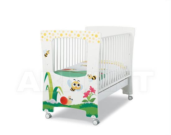 Купить Кроватка Erbesi Collezione 2012 Apina Lettino