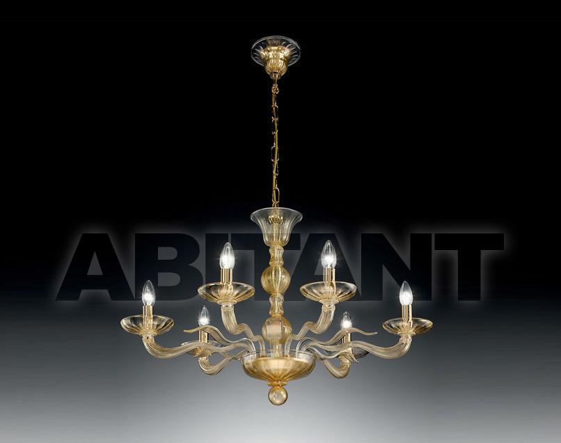 Купить Люстра Vetrilamp s.r.l. Risoluzione 1171/6