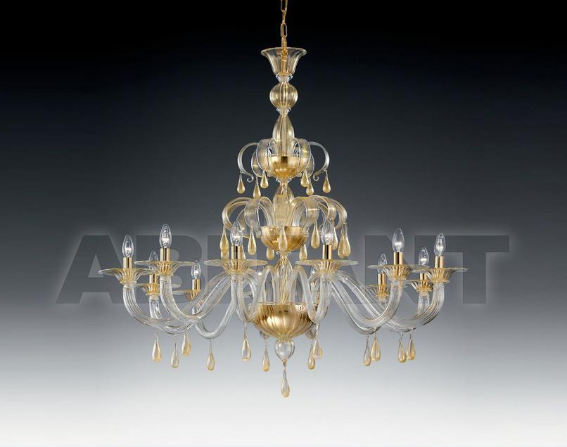 Купить Люстра Vetrilamp s.r.l. Risoluzione 1184/12