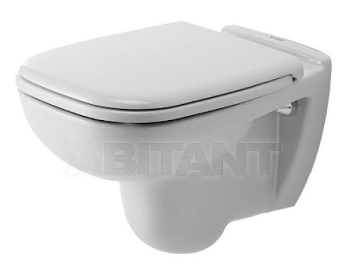 Купить Унитаз подвесной Duravit D-code 220909 00 642
