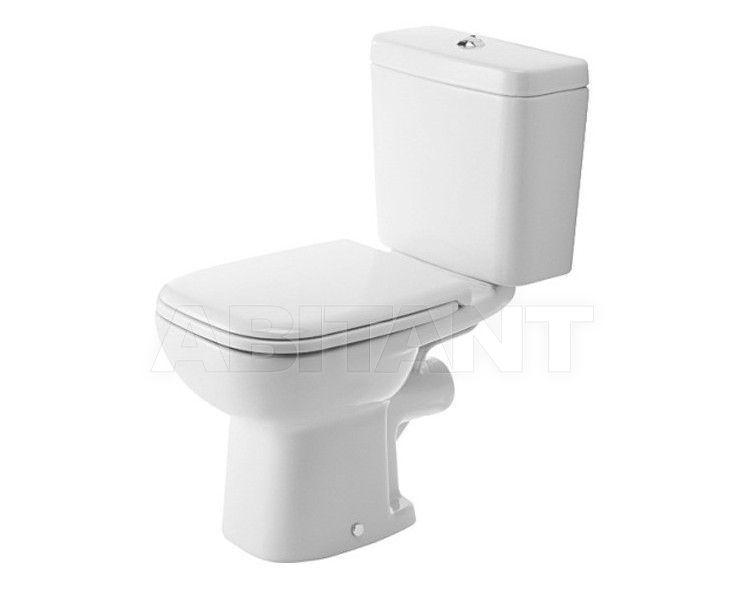 Купить Унитаз напольный Duravit D-code 211109 00 002