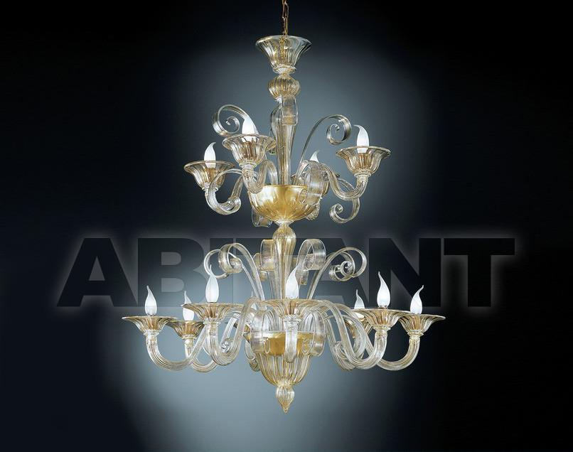 Купить Люстра Vetrilamp s.r.l. Risoluzione 993/8+4