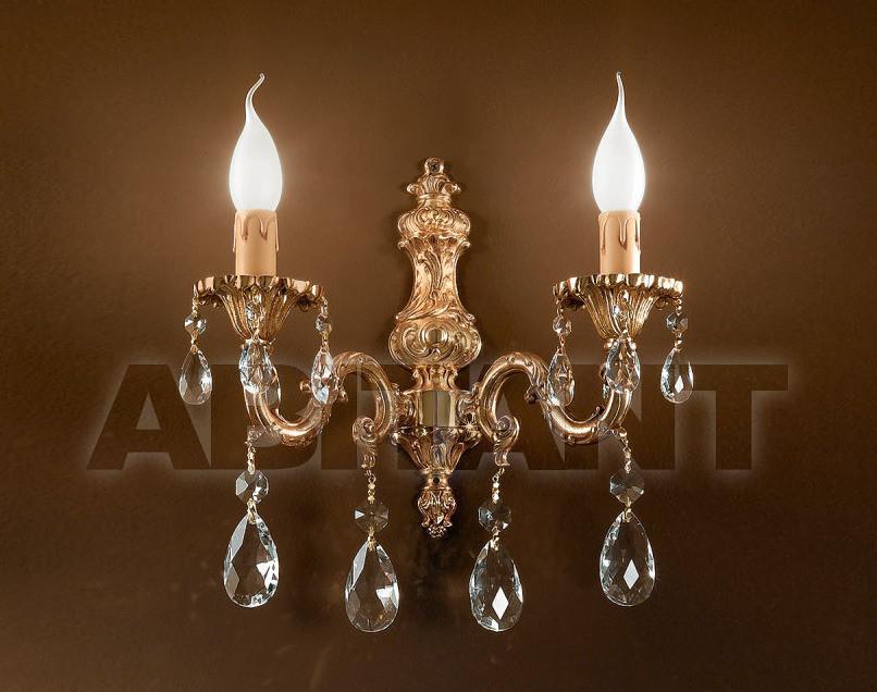 Купить Бра Possoni Illuminazione Ricordi Di Luce 504/A2