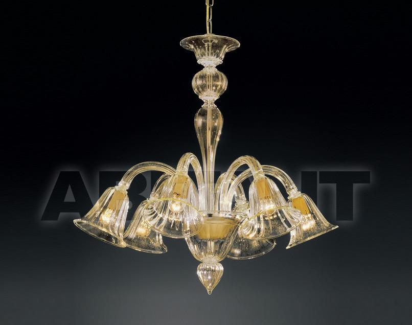 Купить Люстра Vetrilamp s.r.l. Risoluzione 1008/6