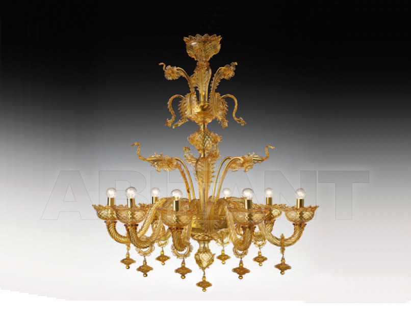Купить Люстра Seguso 2011 1262/8 ‐ D.OR