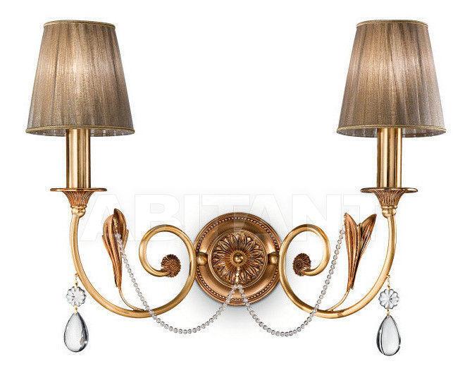 Купить Бра Possoni Illuminazione Ricordi Di Luce 3039/A2