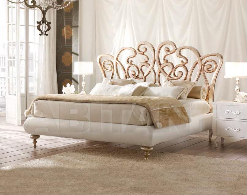 Купить Кровать Vittoria Orlandi Le Nuove Case Romantiche Paris
