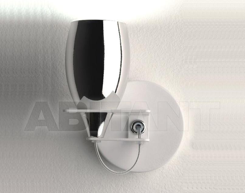 Купить Светильник настенный Disegno Luce Srl 2011 GRAAL W 1 LIGHT GU10 LED