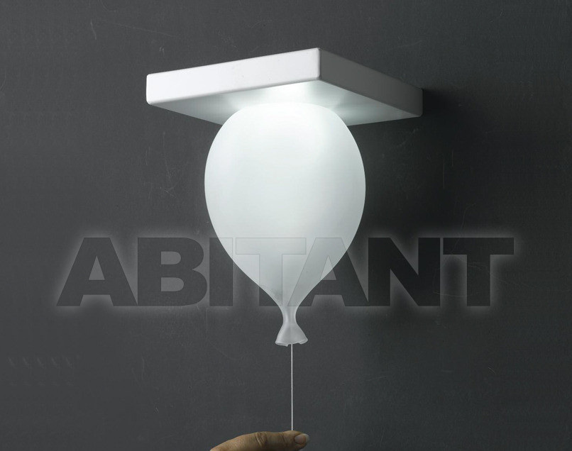 Купить Светильник настенный Disegno Luce Srl 2011 RICORDI W G9