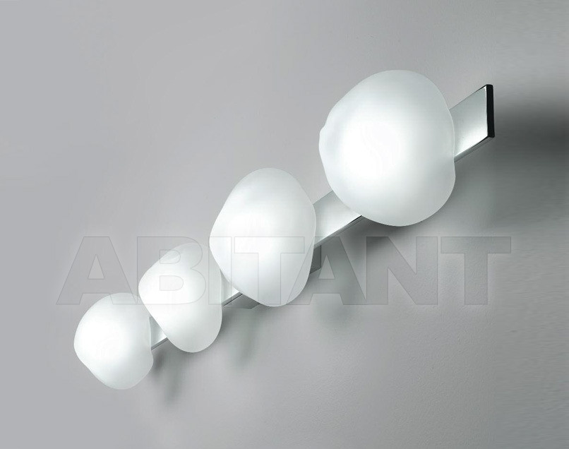 Купить Светильник настенный Disegno Luce Srl 2011 MIRACOLO W + C 4 LIGHTS BAR