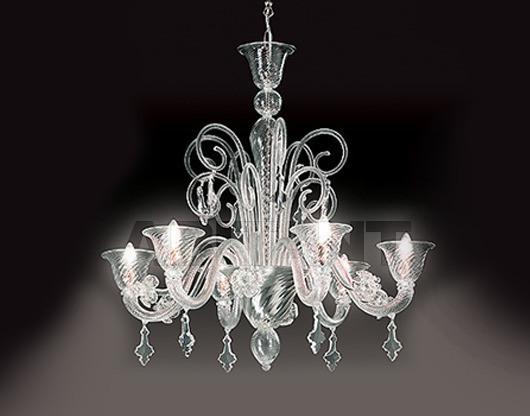 Купить Люстра Voltolina Classic Light srl Cristallo Alvise 6L