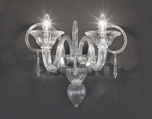 Купить Бра Voltolina Classic Light srl Glam&glass Bach 2L Wall Lamp