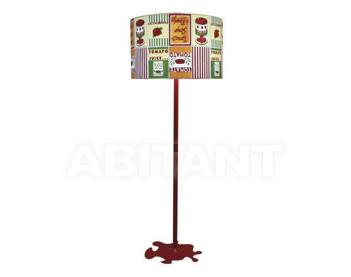 Купить Лампа напольная Disegno Luce Srl 2011 ANDY 68 F