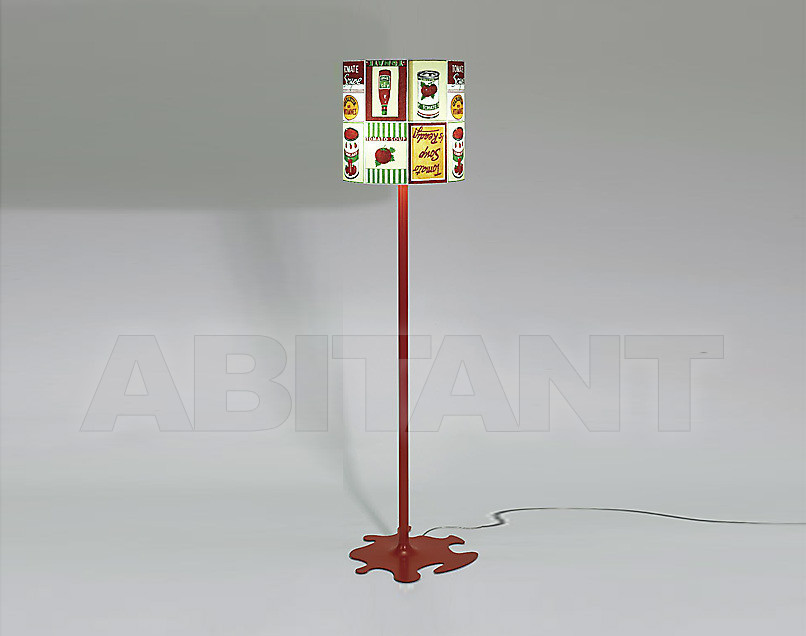 Купить Лампа напольная Disegno Luce Srl 2011 ANDY 44 F