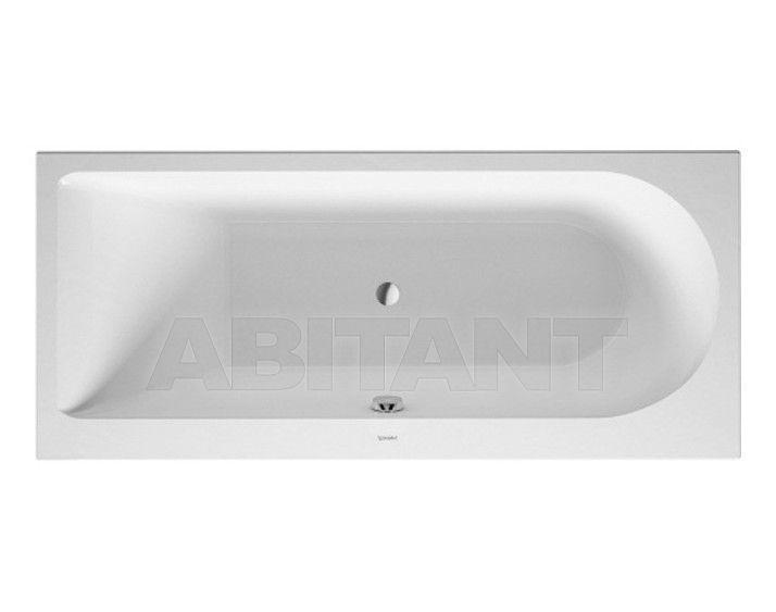 Купить Ванна Duravit Darling New 700238 00 0 00 0000