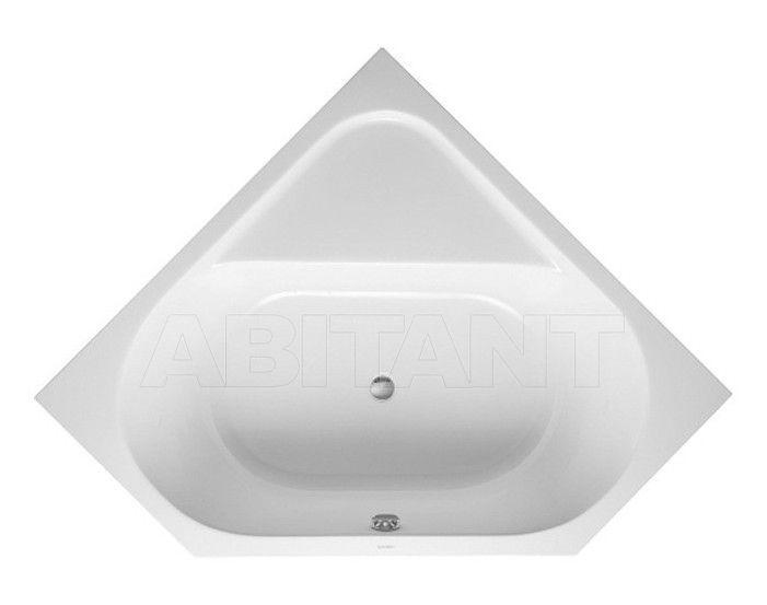 Купить Угловая ванна Duravit D-code 700137 00 0 00 0000