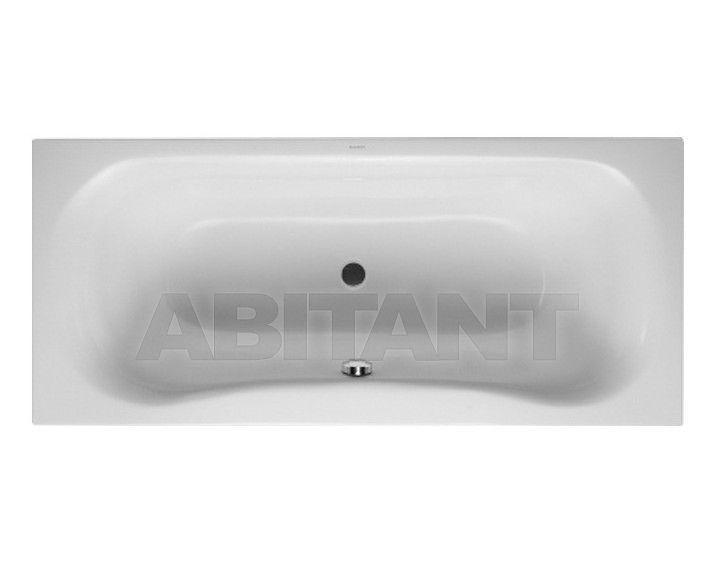 Купить Ванна Duravit Puravida 700182 00 0 00 0000