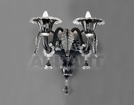 Купить Бра Voltolina Classic Light srl Glam&glass Doge 2L Applique